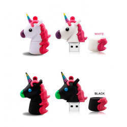 MEMORIA USB UNICORNIO 4GB