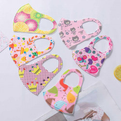 MASCARILLA INFANTIL NINOS HAPPY COLOUR